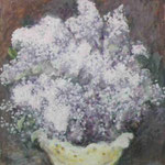 """Lilas"" -huile"