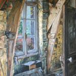 La fenêtre du grenier