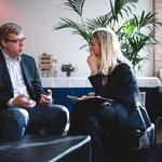 Interview mit Sparda-Vorstand Rolf Huxoll