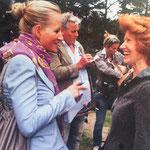 Barbara Groth und ich auf Sylt - BILD Hamburg