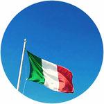 Italien, hier sind wir!