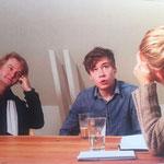 Interview mit David Kross und Detlev Buck für BILD Hamburg