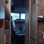 Athen - Cockpit