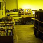 le stand de livres vivait sa dernière année...