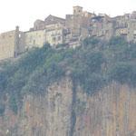 Dorf mit Aussicht