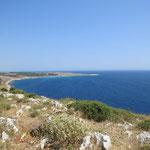Küste vor Otranto