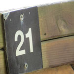 Meine Hausnummer