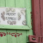 Der etwas andere Orient-Express