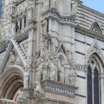 Duomo - wunderschön - in Siena