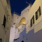 Ostuni – bei Nacht