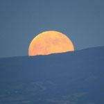 Der Mond geht auf (II)