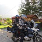 Alex und Saskia –die sympathischen Motorradfahrer!