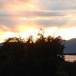 Sonnenuntergang am Lago di Garda - Bardolino