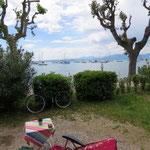 Meine Terrasse am Gardasee