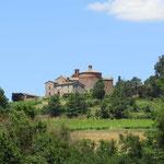 Einsiedelei San Galgano in Montesiepi