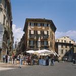 Verona Piazza Bra und Via Mazzini