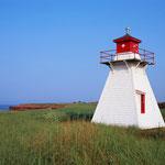 Leuchturm an der Nordsee