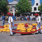 Kaesemarkt in Alkmaar