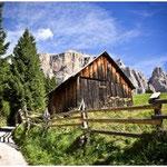 Hütte in Südtirol