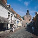 Altes Stadttor in Sluis