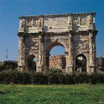Triumpfbogen in Rom
