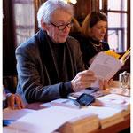 Jacques Darras, Béatrice Marchal