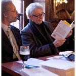 Bernard Fournier, Jacques Darras