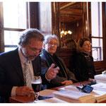 Bernard Fournier, Jacques Darras, Béatrice Marchal