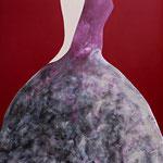 Game over II 150 x 120 cm acrylic on canvas- 2010