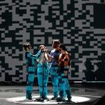 1984durchgestrichen Vorarlberger Landestheater Bregenz 2015