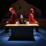 Ilias nach Homer- eine Heldenfahrt Rheinisches Landestheater Neuss 2017