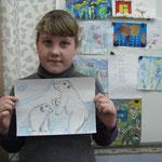 Рисунок Валерии Шикняевой