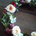 薔薇と実 プリ