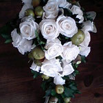 薔薇と林檎のブーケ(プリ)
