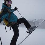 今シーズンの初滑りは妙高杉の原