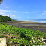 West Bali beachfront land for sale
