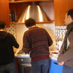 preparazione pranzo