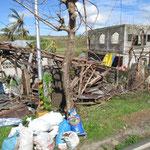 Überfahrt von Ormoc nach Tanauan