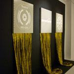 Tevatron-Brookhaven-NSF, Installationview, 2013