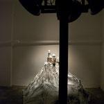 Wenn die Sterne funkeln wird ein starker Wind aufkommen, Installationview, 2013