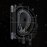ITER, 2014 Serie Physik - MetaPhysik 2 / 36 cm x 27cm Silkcreen print on photography