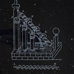 PERPETUUM, 2014 Serie Physik - MetaPhysik 2 / 36 cm x 27cm Silkcreen print on photography