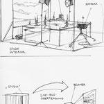 Eternal Truth, 2015 - Installation Sketch