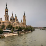 Saragossa : Basilica de Nuestra Senora del Pilar
