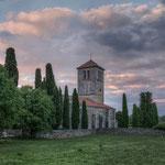 Basilika Saint Juste in Valcabrere
