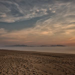 Am Meer bei Empuries