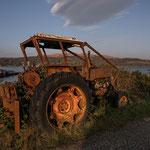 Alter Traktor, Salen, Isle of Mull