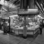 Saragossa : Markthalle