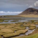 Salt Flats, Northton, Isle of Harris