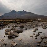 Allt Dearg, Sligachan, Isle of Skye